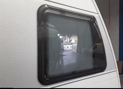 Krasverwijdering ramen